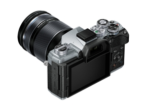 OM-D E-M5 Mark III Silver 14-150mm Lens Kit