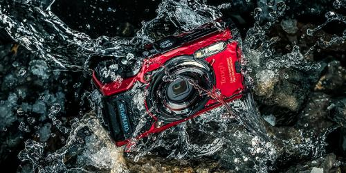 Introducing the Olympus Tough TG-6